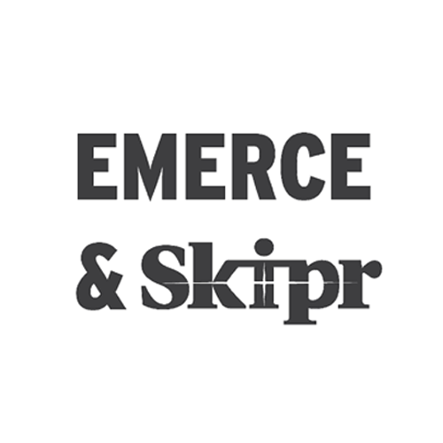 EMERCE & Skipr